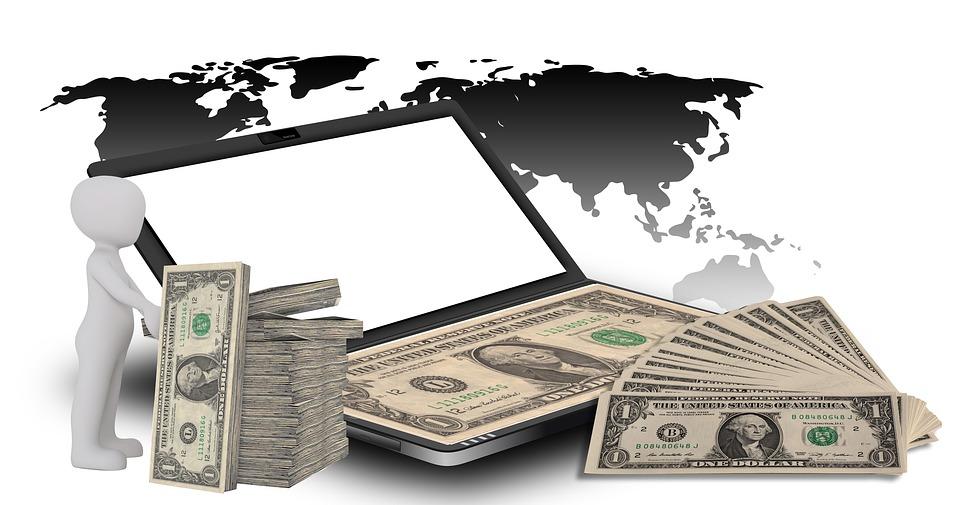 dolary u počítače