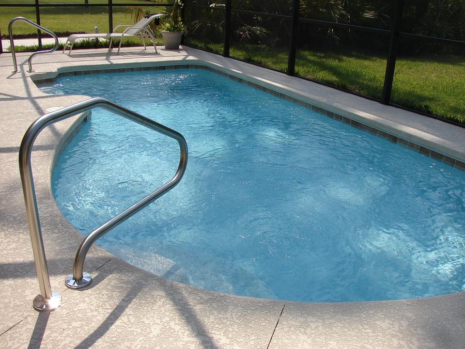 Kontrola bazénové vody musí být pravidelná