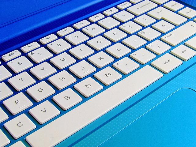 Klávesnice počítače